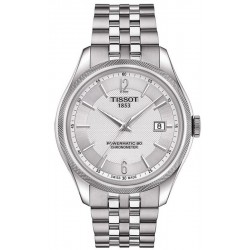 Buy Men's Tissot Watch Ballade Powermatic 80 COSC T1084081103700