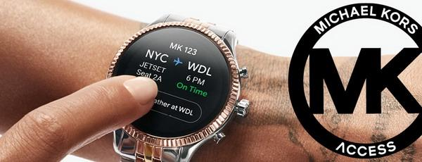 Michael Kors Smartwatches